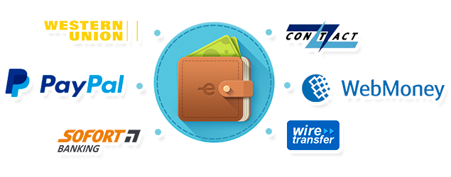 eCashMe - e-currency exchange WebMoney and PayPal, buy and sell Webmoney
